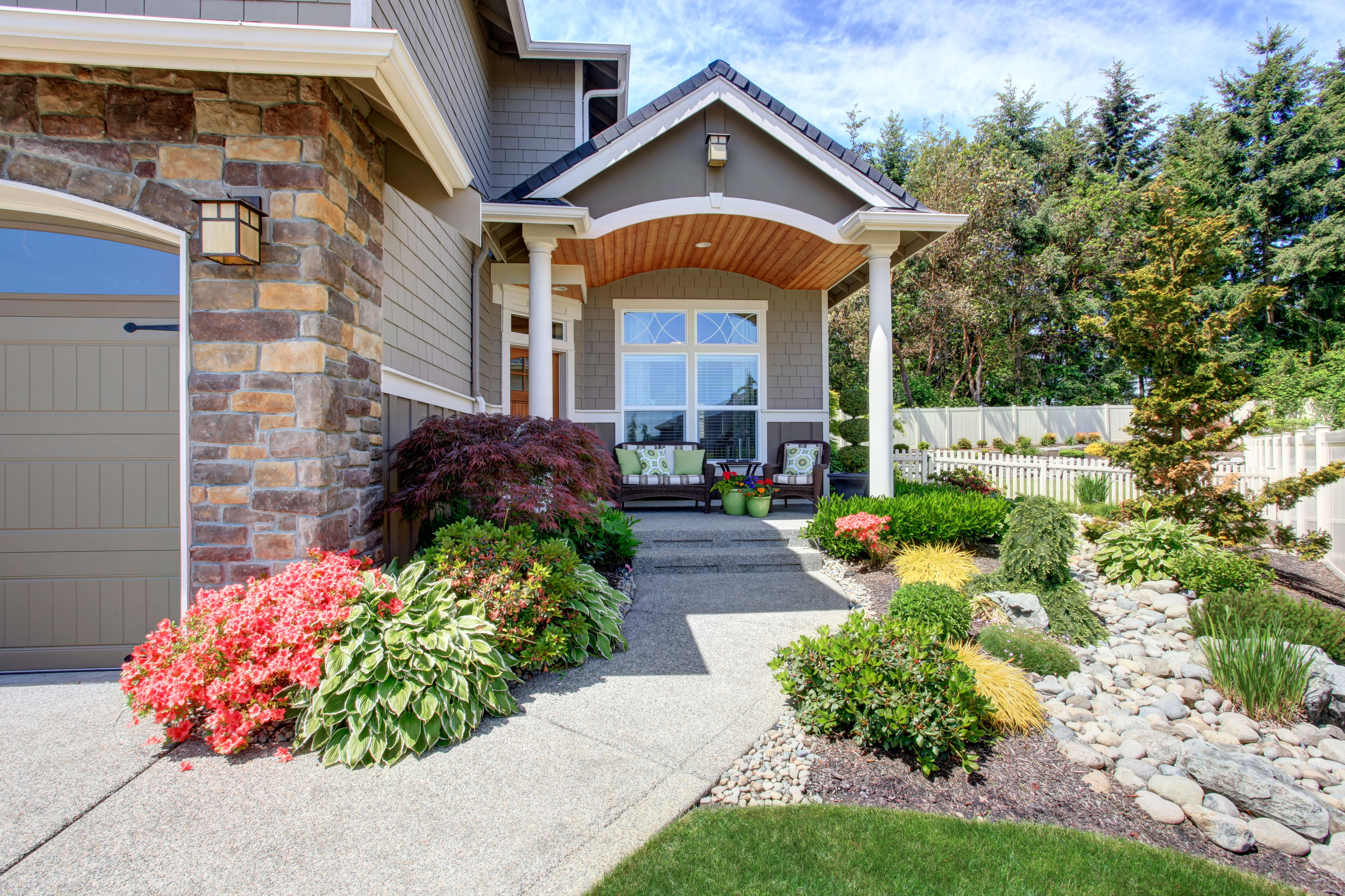 Curb Appeal Can Make Or Break The Sale Of Your Home!