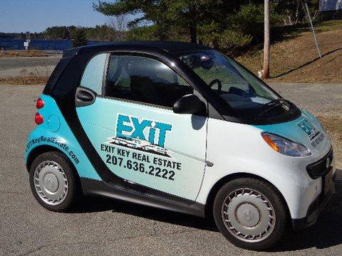 Exit Key Car