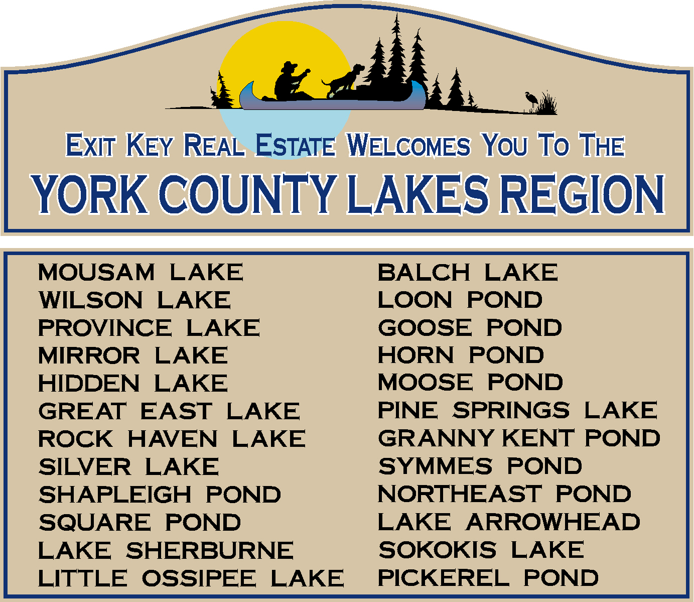 York County Lakes Region