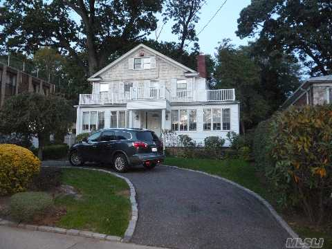 Magnificent 1 Family Center Hall Colonial in Holliswood, NY