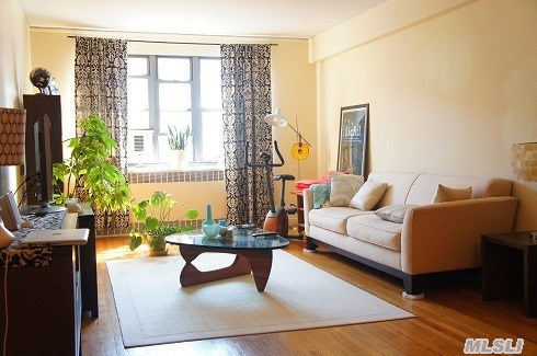 Sun Drenched One Bedroom Coop In Forest Hills
