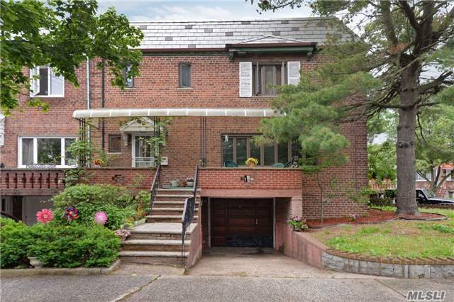 Fancy Brick House in Rego Park
