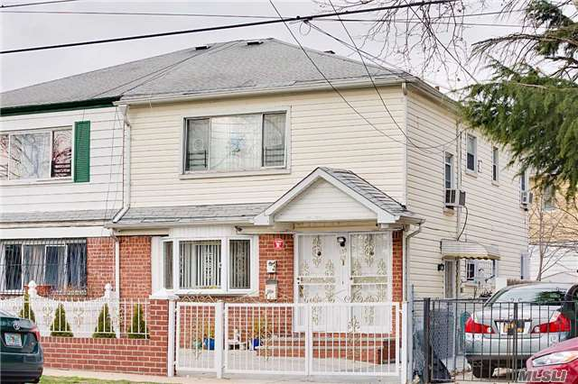 Elegant Two Family Home in Ozone Park
