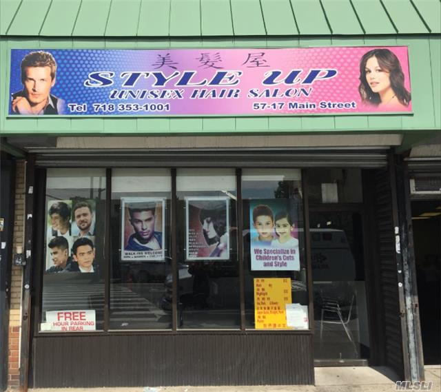 Prime Location for Business in Flushing