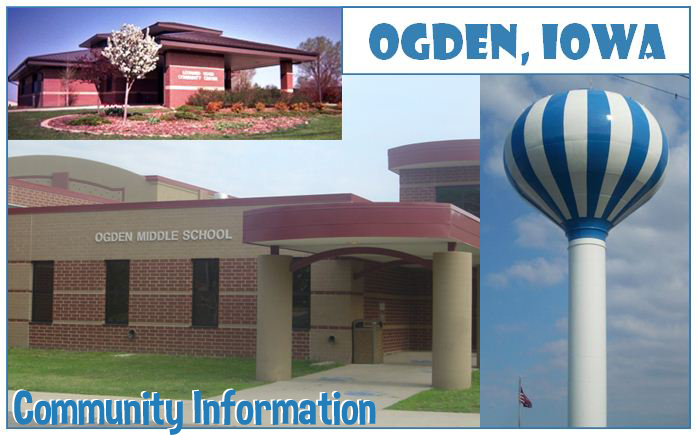 Ogden Iowa Community Information