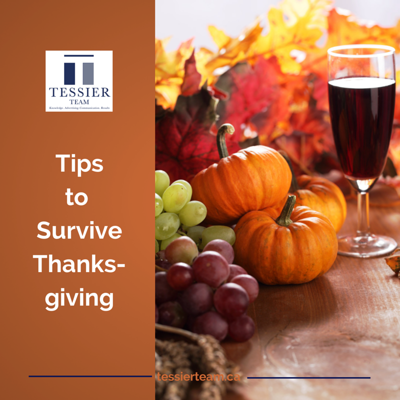 Tips on how to survive Thanksgiving