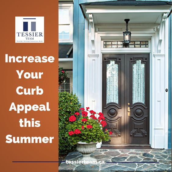 Increase your curb appeal this Summer