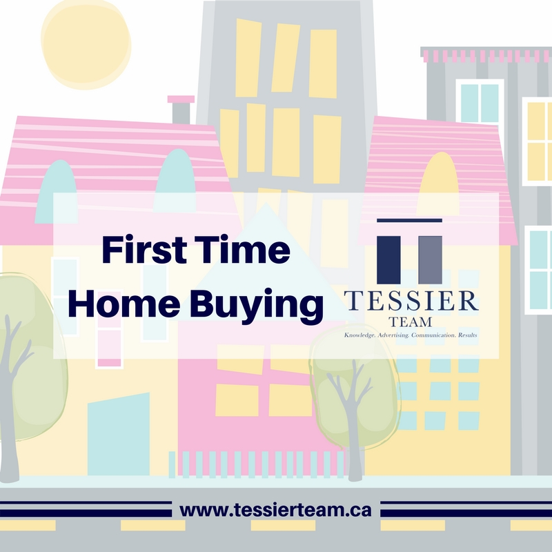 Tessier Team on First Time Home Buying