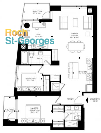 floorplans minto 1035 bank street