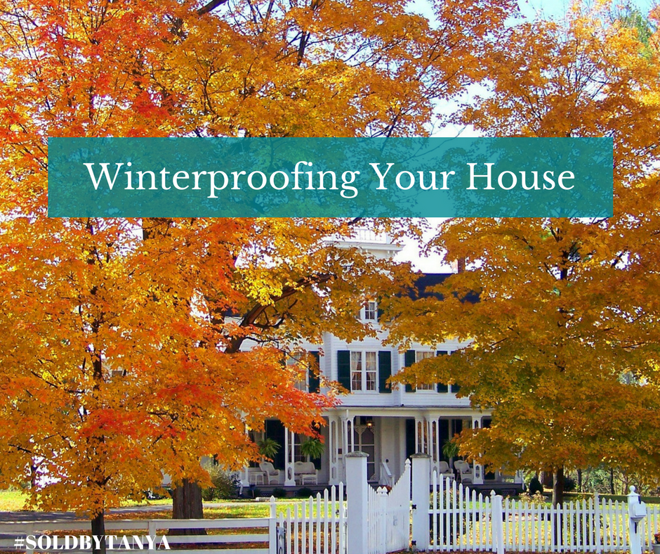 Winterproofing Your House
