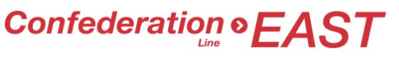 lrt ottawa confederation line east