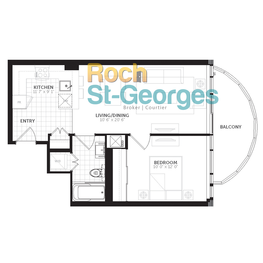 485 Preston Street Floor Plan