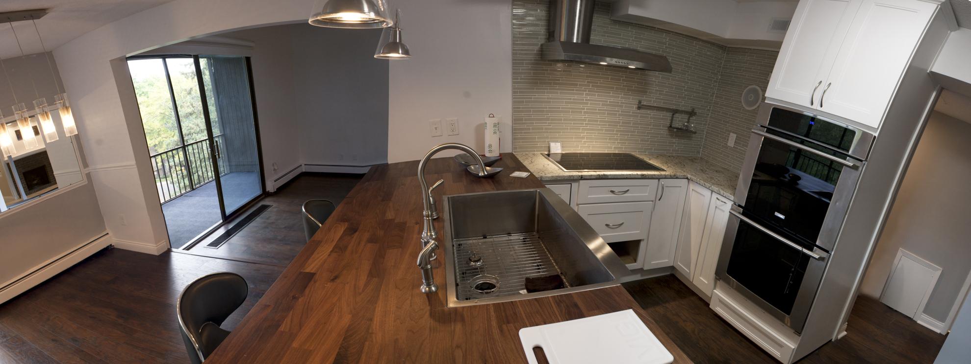 Edina West Condo Kitchen - Corey Collins Cordavii Brands Cordavii Team