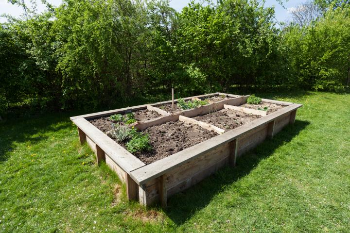 WHY RAISED BED GARDENS?