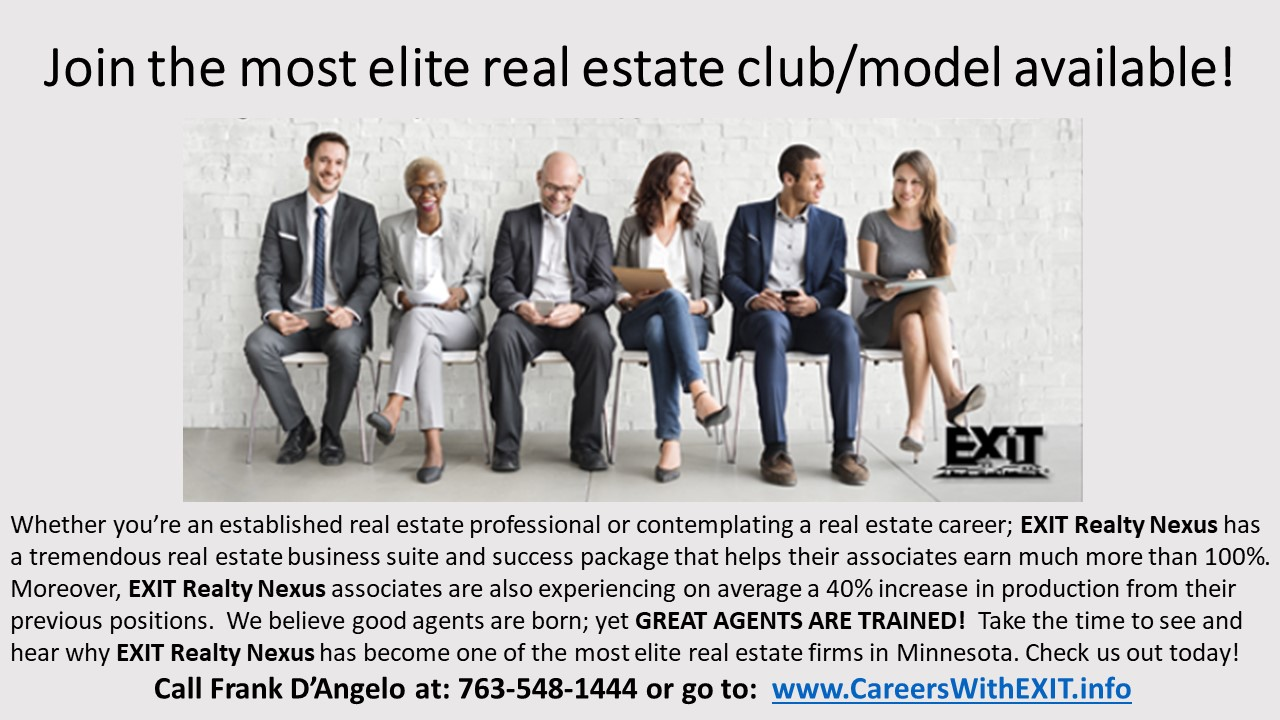 Join the most elite Real Estate Club in the Region