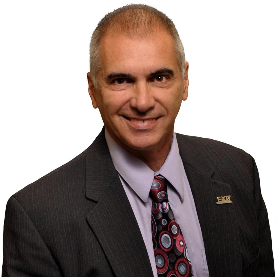 Frank D'Angelo Broker of the Year 2014
