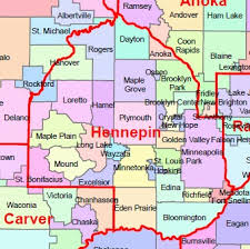 Hennepin County Mn Property Map