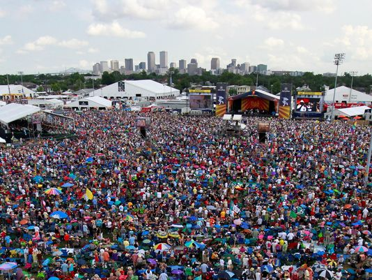 No Jazz Fest >> Attractions Posts