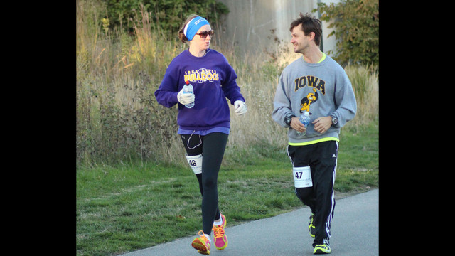M.Pralle's Run Across Iowa