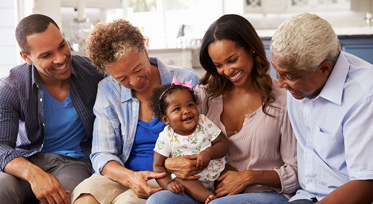 Multigenerational Living is not so Unique and has Potential for Being a Blessing