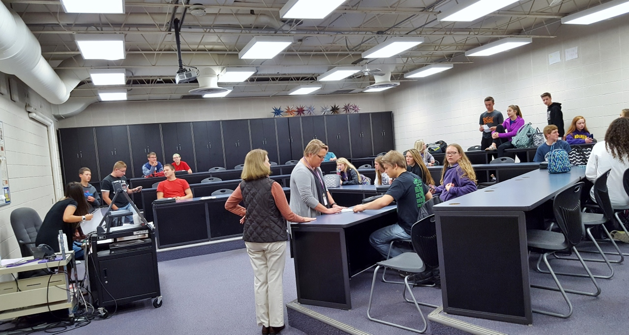 Interact Clubs Benefit High School Youth