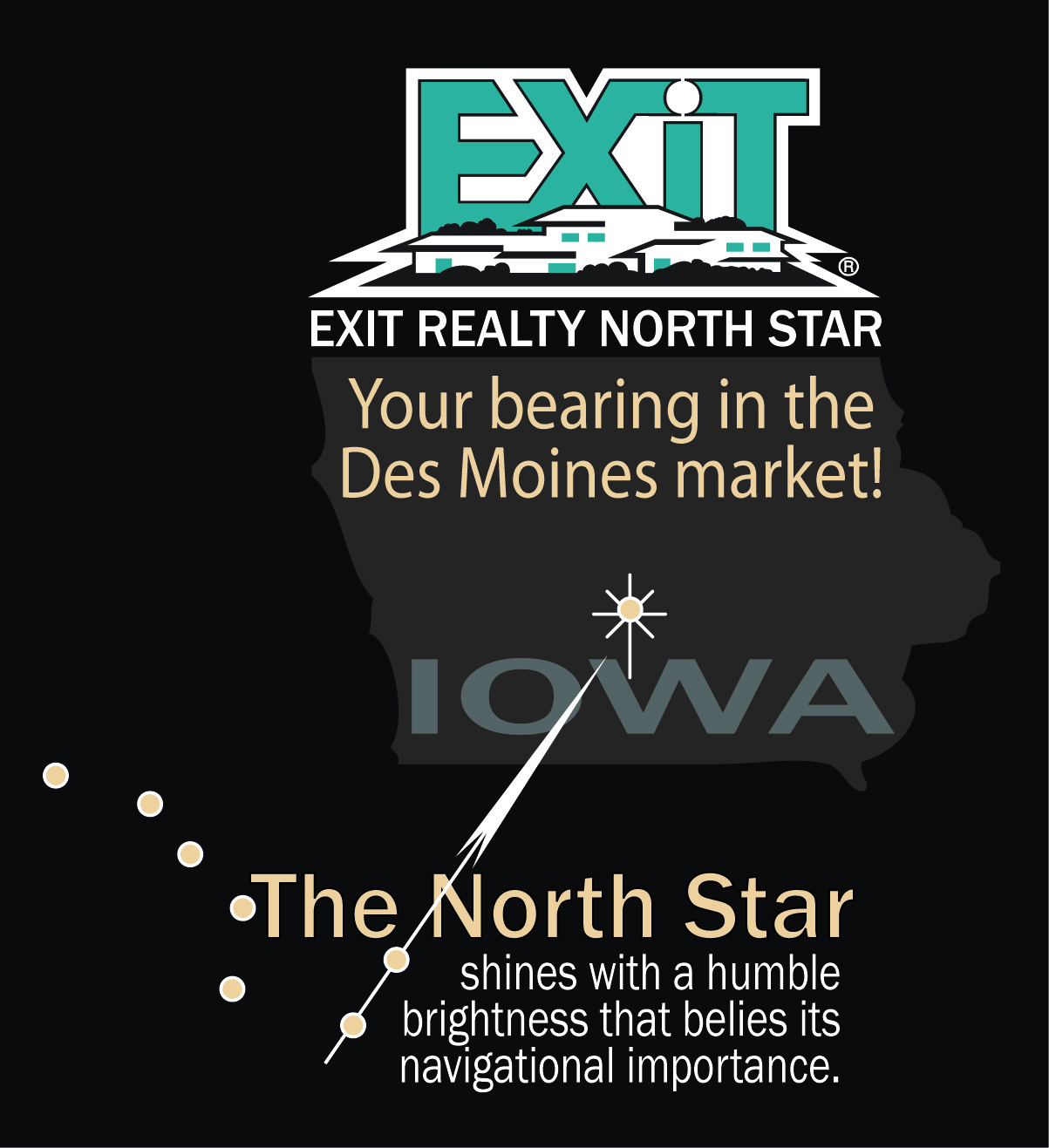 Exit Realty North Star Iowa bearing