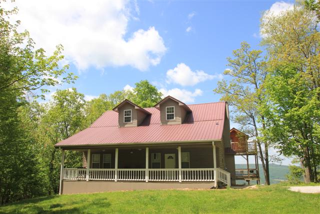 244 Sunset Bluff Drive Altamont TN New Price on Bluff View Home