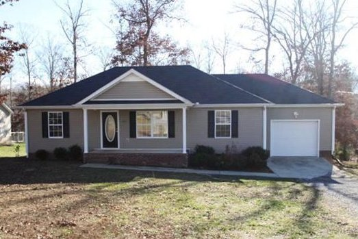 262 Brown Ln Estill Springs TN HUD Home for Sale