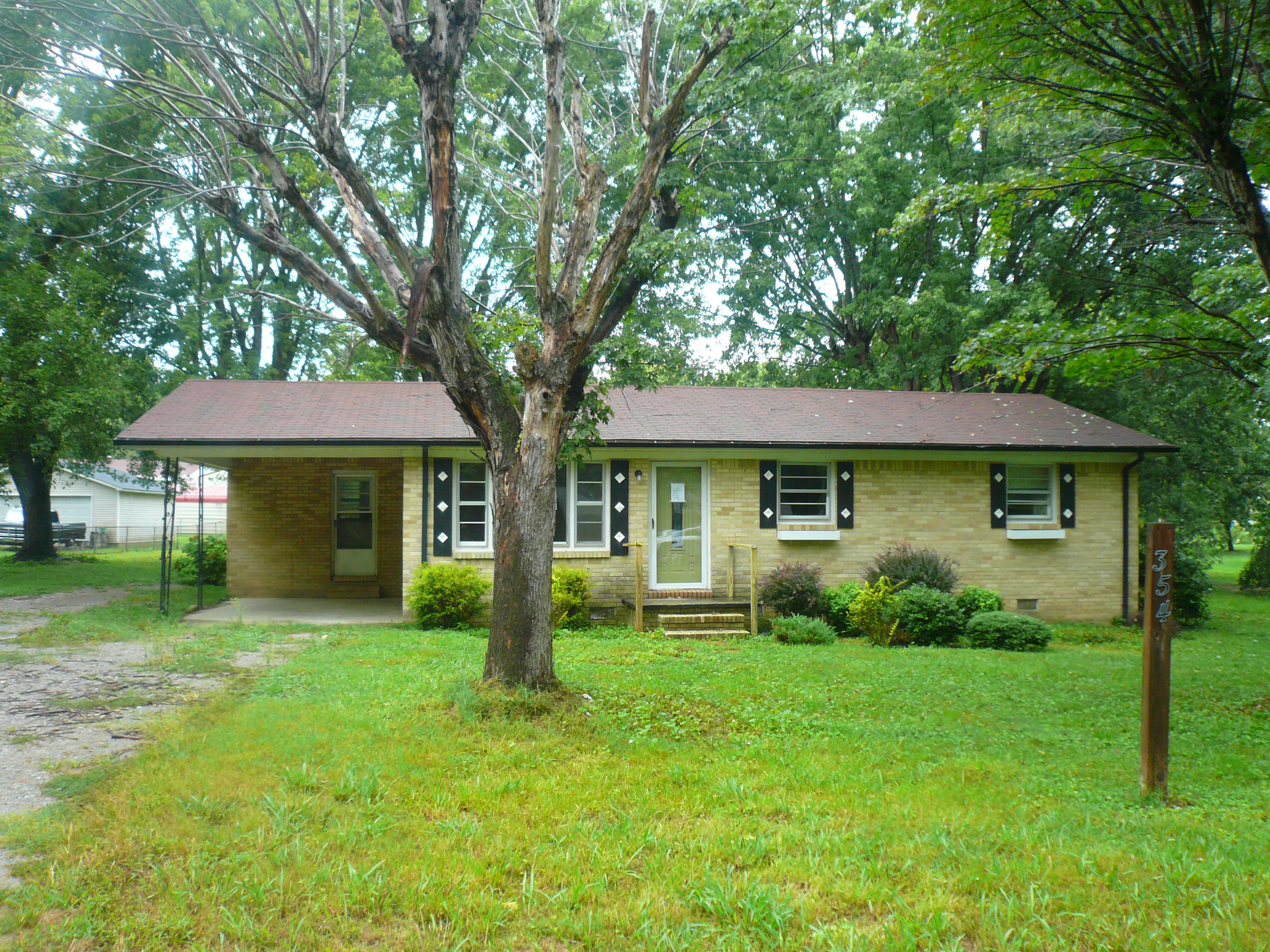 354 Meiser Road McMinnville TN HUD Home