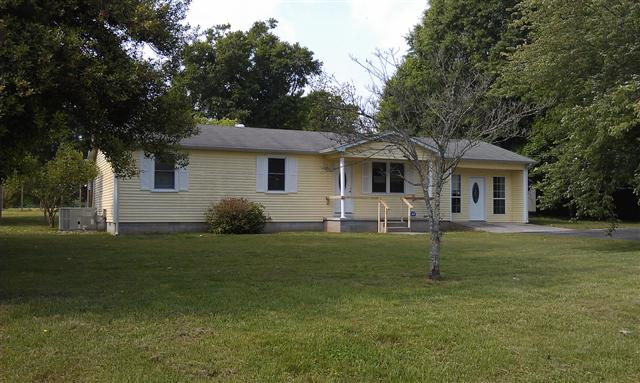 392 Old Bushy Branch Road Manchester TN HUD Home for Sale