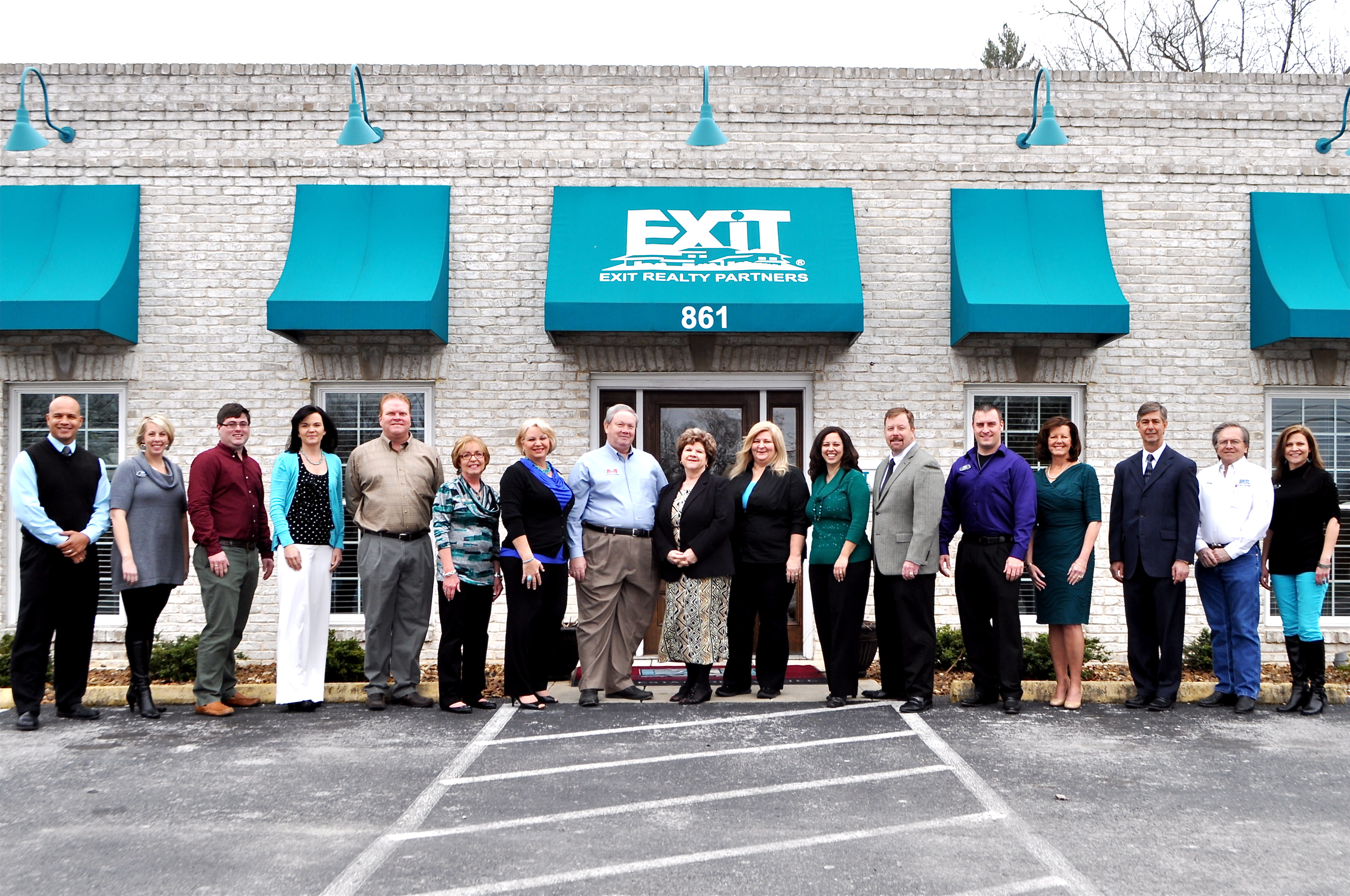 Exit Realty Partners Manchester TN Agents