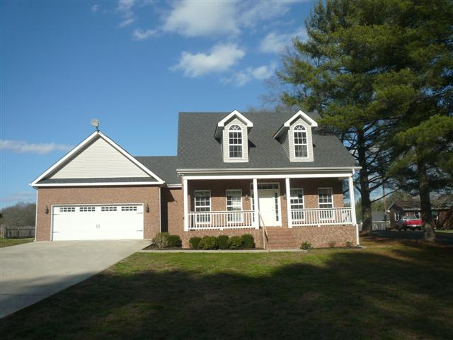 2272 Old Tullahoma Hwy Winchester TN 37398 Home for Sale