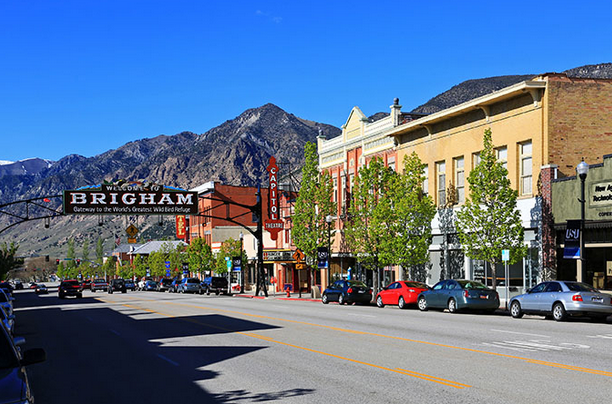 Brigham City, Box Elder County, Utah