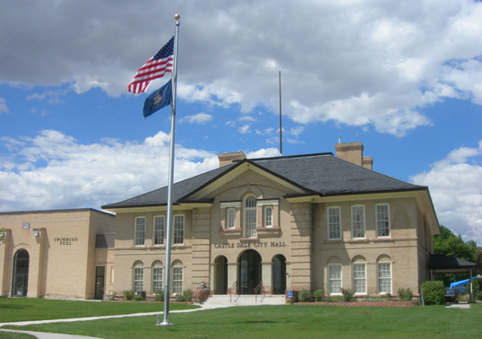 Castle Dale utah in Emery County