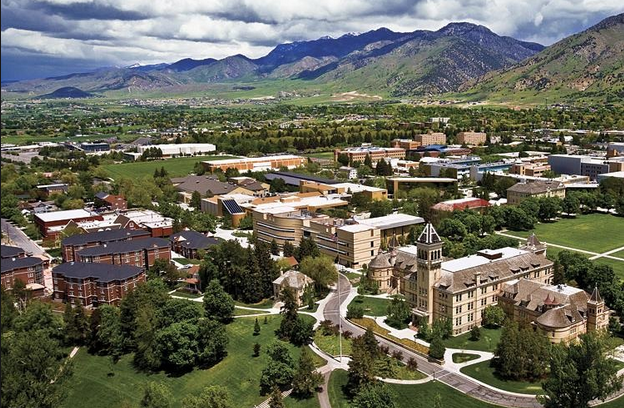 utah state university in logan, ut