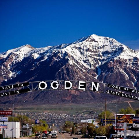 ogden city utah in weber county