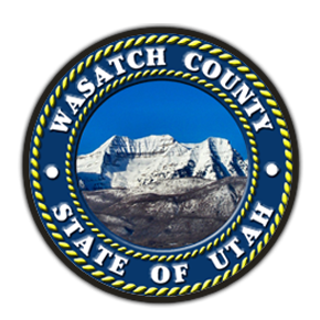 Wasatch County logo
