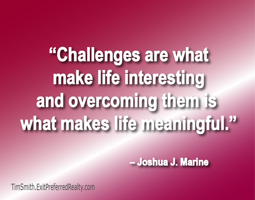 Do You Avoid Challenges?
