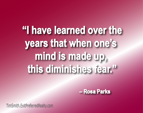 Do You Battle Fear?