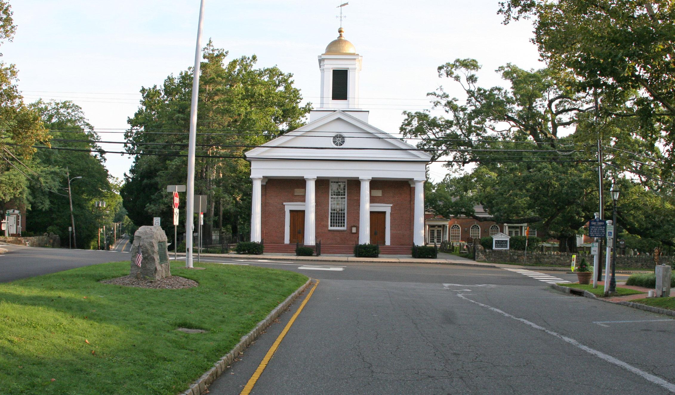 Basking Ridge NJ Town