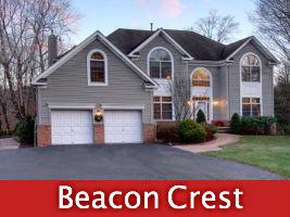 Beacon Crest Basking Ridge NJ Homes for Sale
