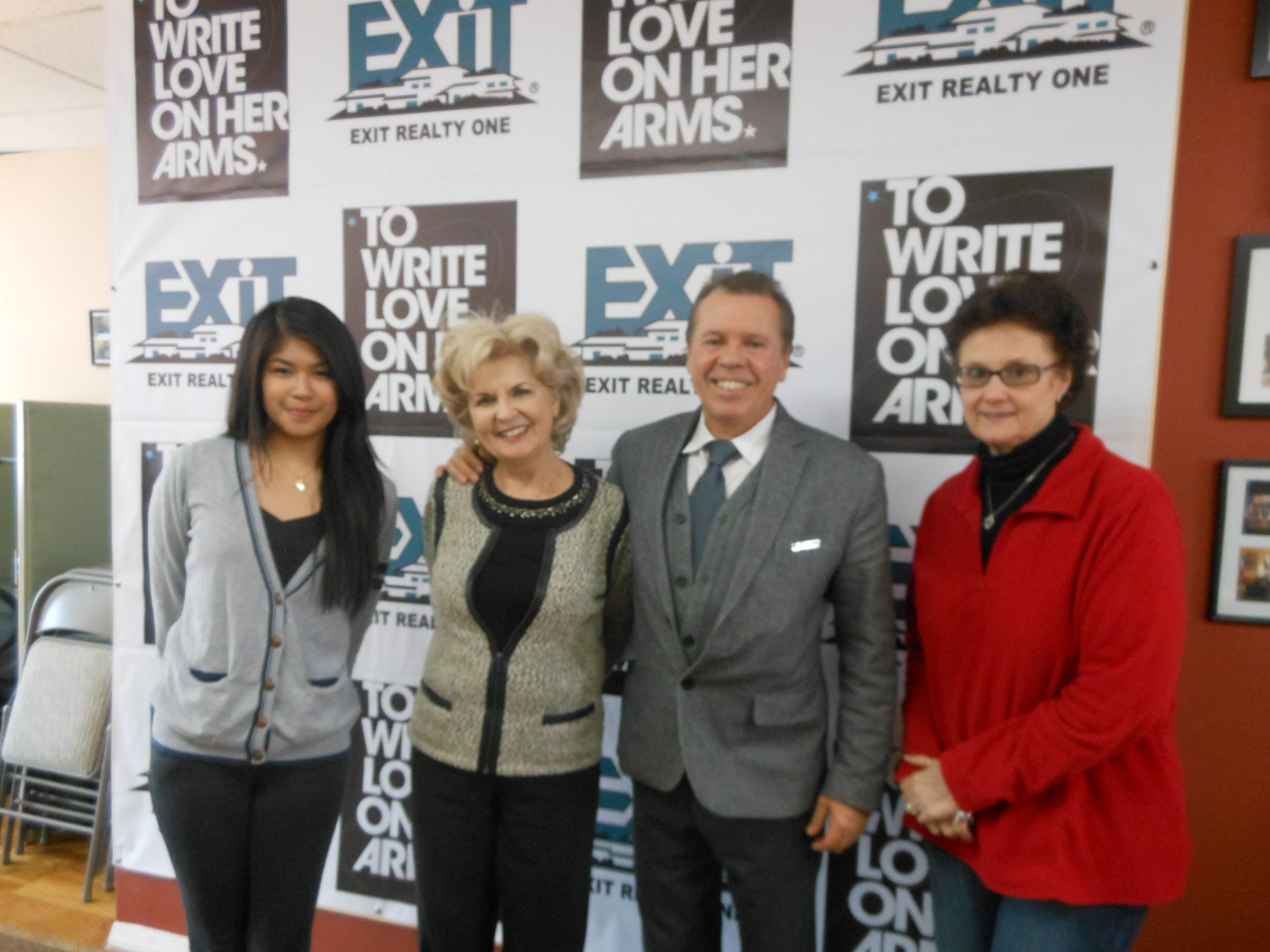 Meet EXIT Realty One's Office Team!