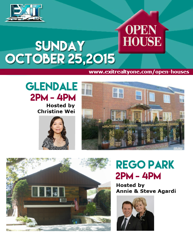 OPEN HOUSE! October 25th