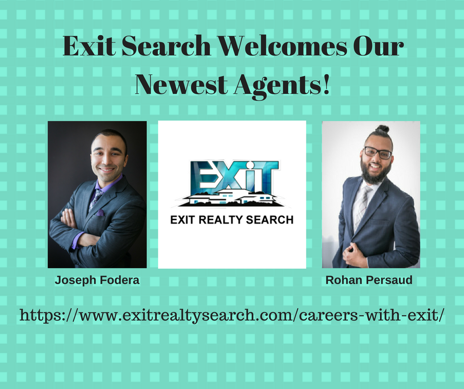 Welcome New Agents!
