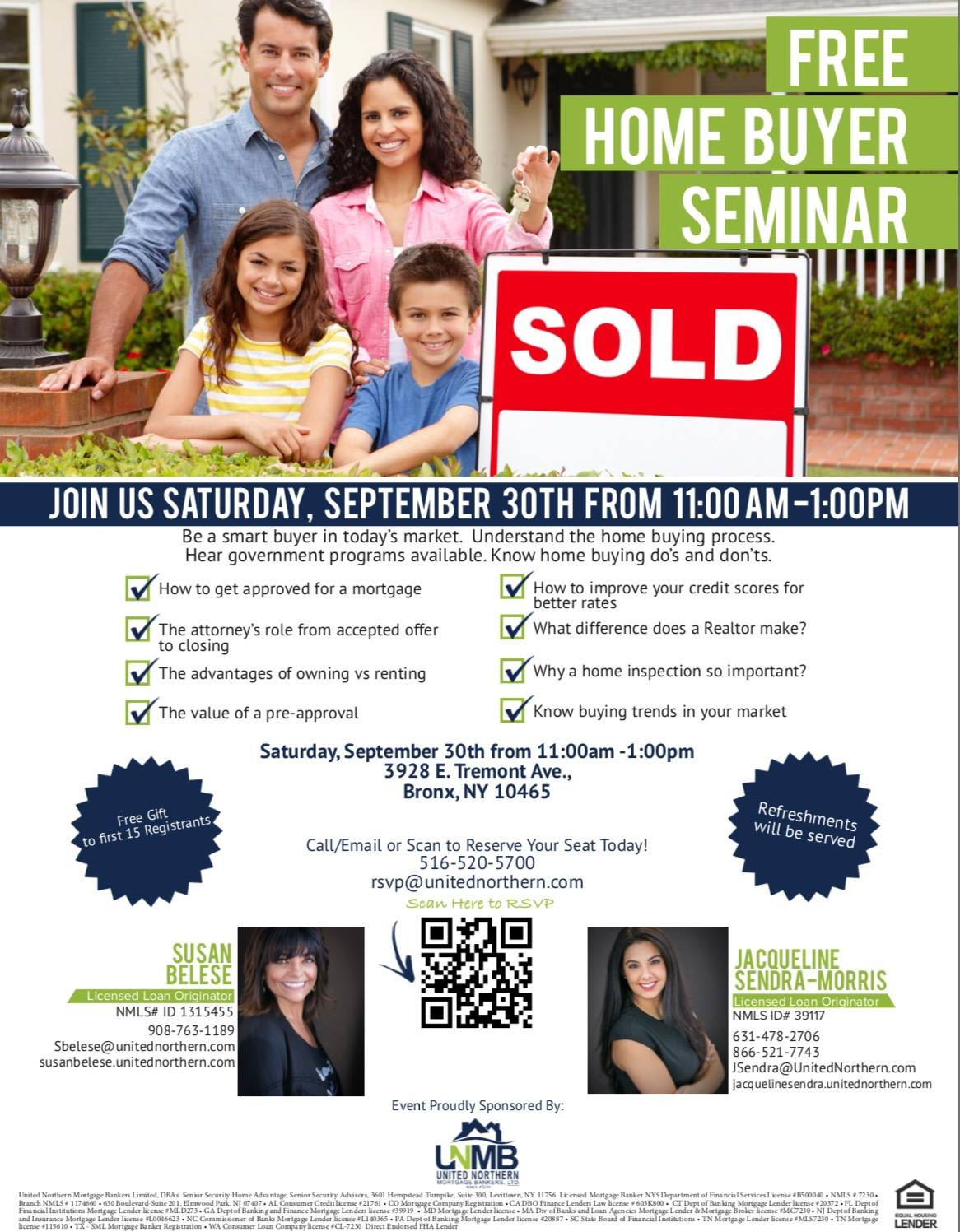 Home Buyer Seminar - Exit Realty Search - Bronx Real Estate