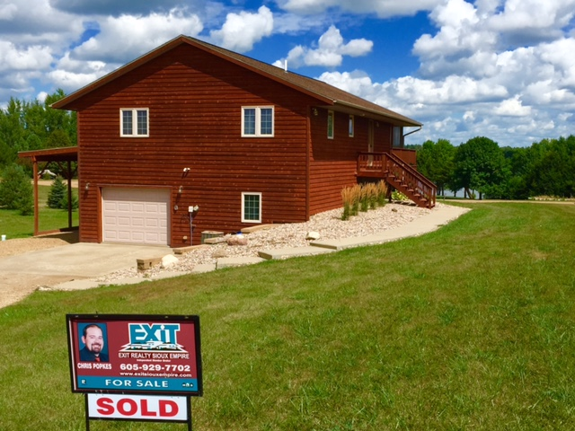 SOLD! 45128 262nd St. Canistota, SD