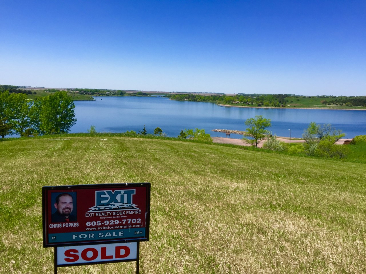 Lake Lot SOLD by EXIT Realty Sioux Empire