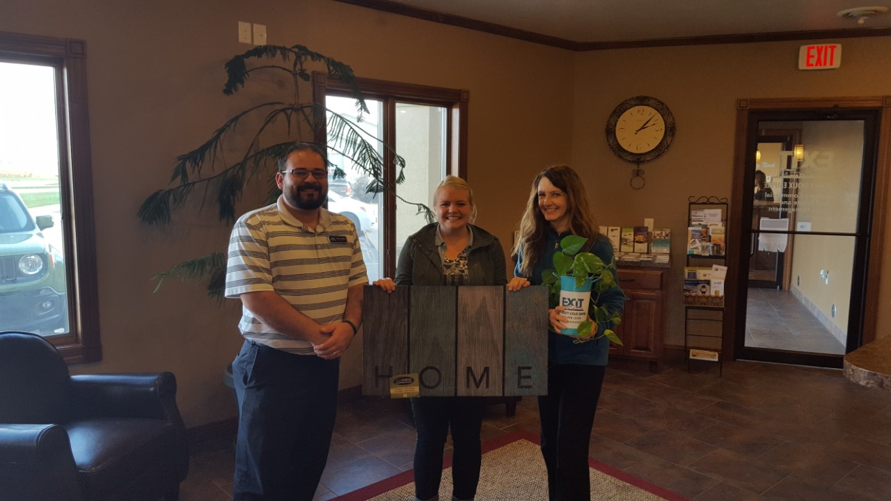 Turner County Fair Prize Winner from EXIT Realty Sioux Empire!