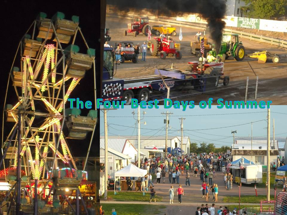 Turner County Fair starts Monday August 15, 2016