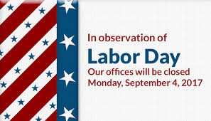 EXIT Realty Sioux Empire closed for Labor Day
